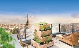 easy jardin potager composteur