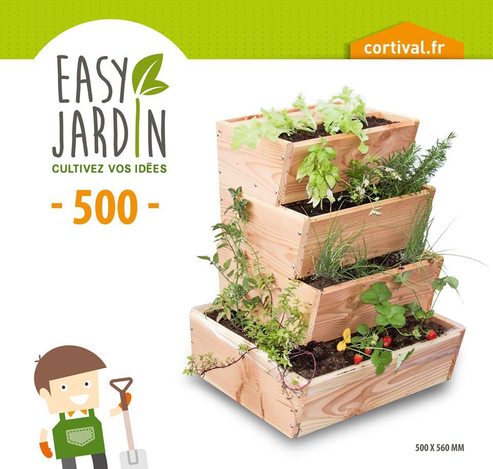 potager composteur easy jardin obio potager