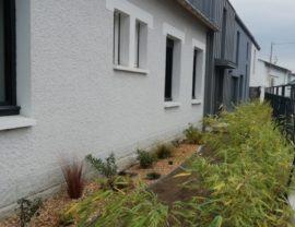 Conception et aménagement de jardin et engazonnement à Saint Sébastien Sur Loire