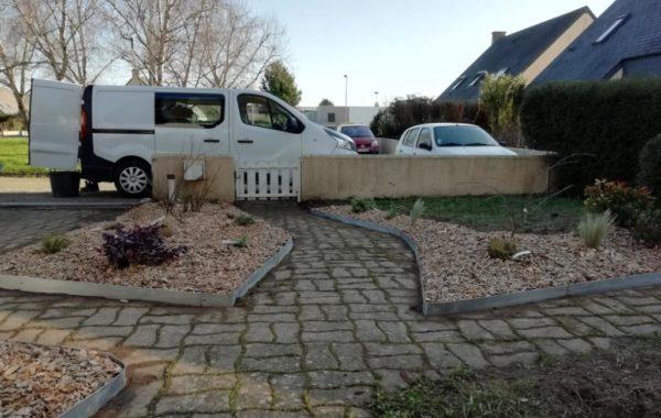 Conception et aménagement de jardin à Thouaré sur Loire